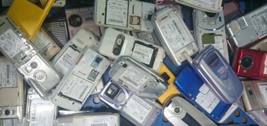 携帯電話本体ミックス